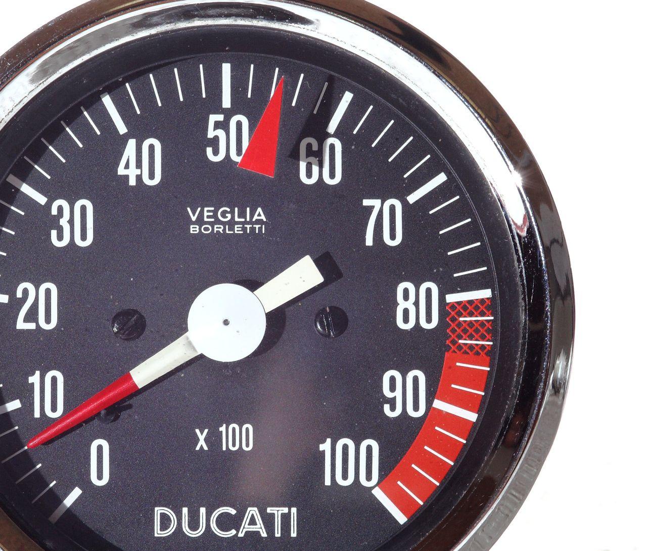 Tachometer klassisch